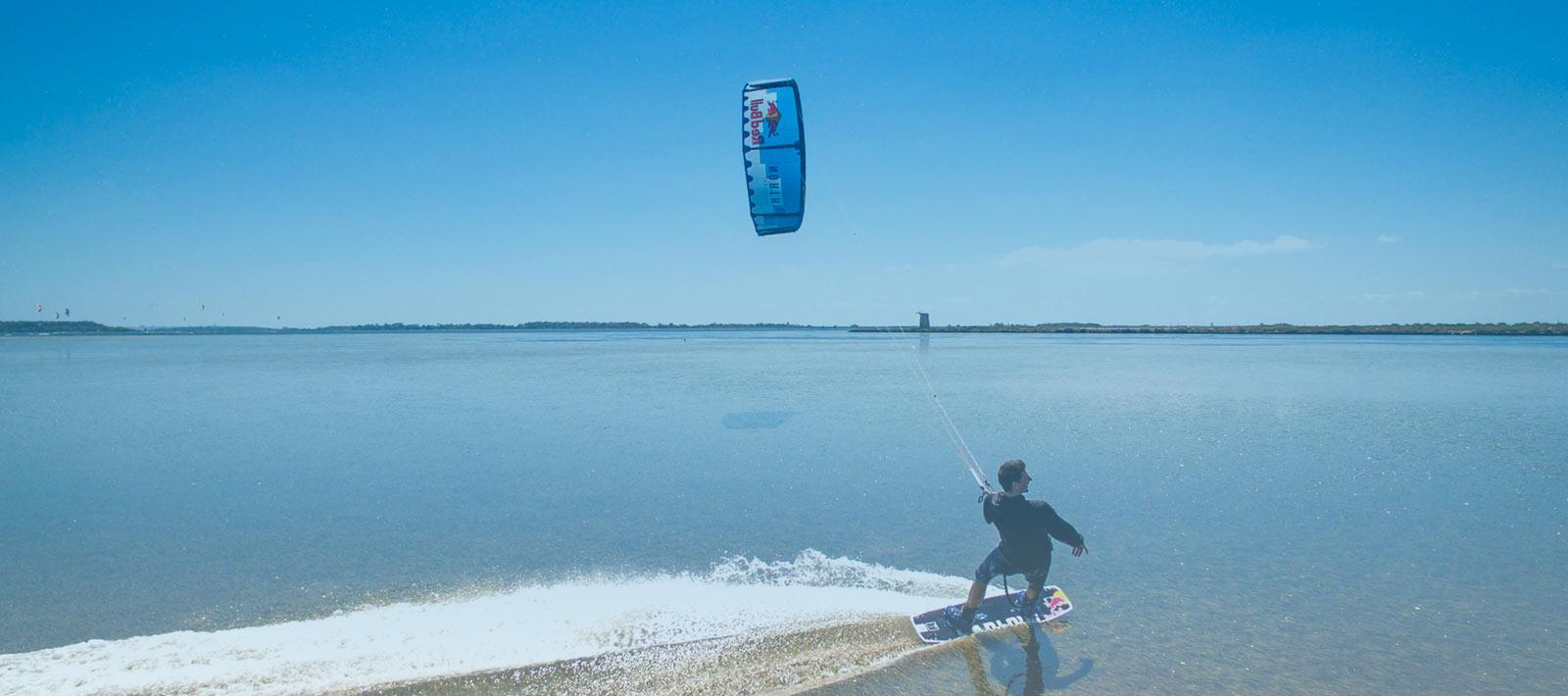 Vacances kitesurf, windsurf, stand up paddle et surf