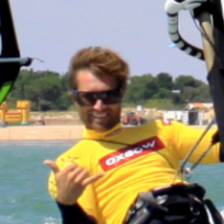 partez naviguez en windsurf avec Julien Babonneau coach expert fun and fly