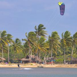 kitesurfing lanka center banniere