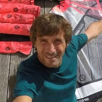 Coach windsurf stand up paddle Ronald Richoux